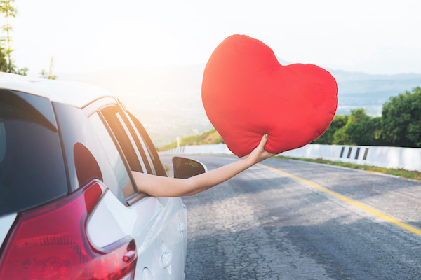 Car-Related Valentine's Day Ideas