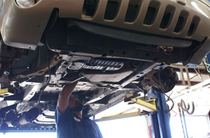 Transmission Services | Stang Auto Tech